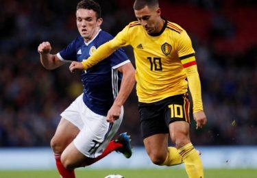 Pronóstico Escocia vs Bélgica