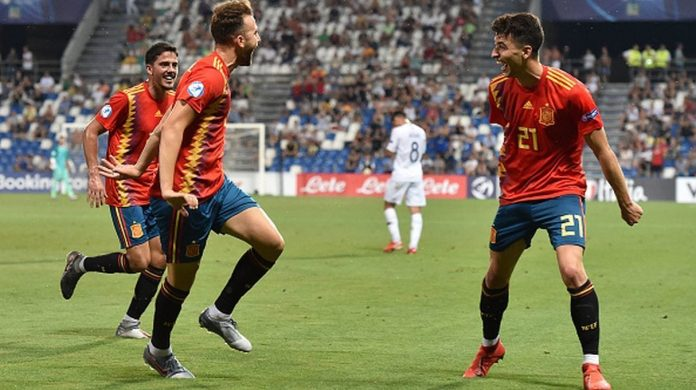 Pronóstico Alemania Sub-21 vs España Sub-21