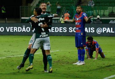 Pronóstico Fortaleza vs Palmeiras