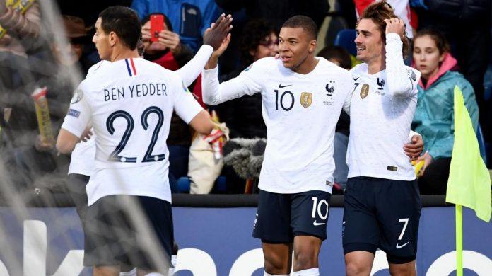 Pronóstico Francia vs Andorra