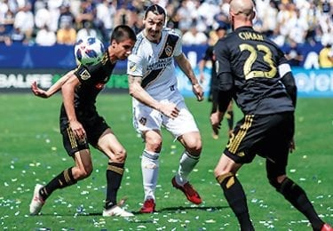 Los Angeles Galaxy vs Los Angeles FC Betting Tip and Prediction