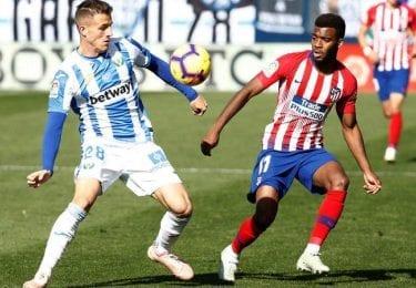 Pronóstico Leganés vs Atlético de Madrid