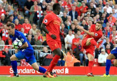 Pronóstico Liverpool vs Leicester