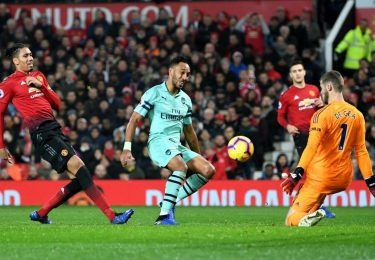 Pronóstico Manchester United vs Arsenal