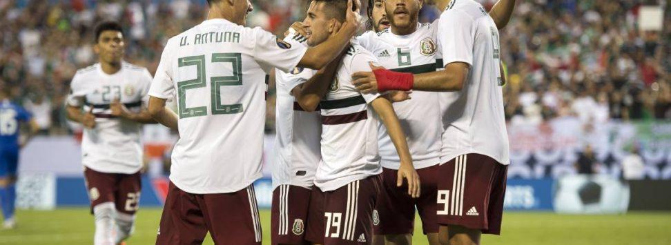 Pronóstico México vs Costa Rica
