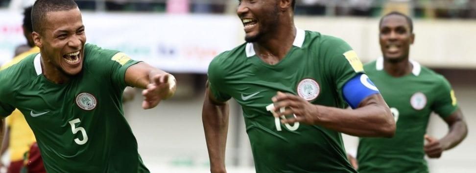 Pronóstico Nigeria vs Camerún