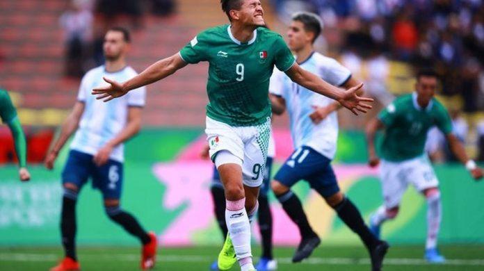 Pronóstico Argentina vs México