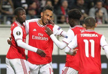 Arsenal vs St. de Lieja