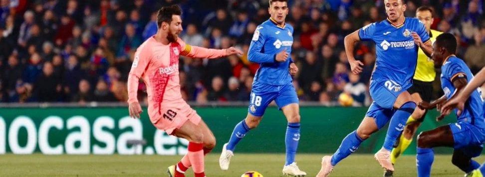 Pronóstico Getafe vs Barcelona
