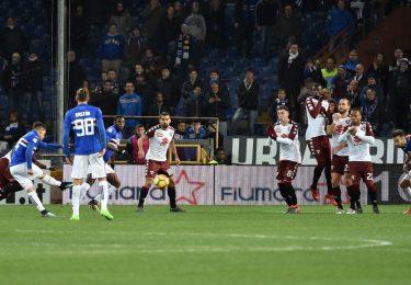 Pronóstico Sampdoria vs Torino