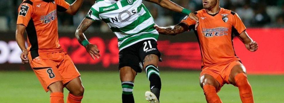 Pronóstico Portimonense vs Sporting