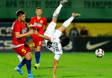 Pronóstico Vitória de Guimarães vs Steaua Bucarest