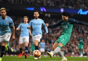 Pronóstico Manchester City vs Tottenham