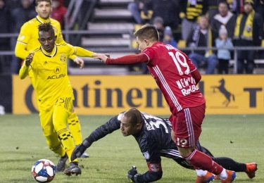 Pronóstico New York Red Bulls vs Columbus Crew