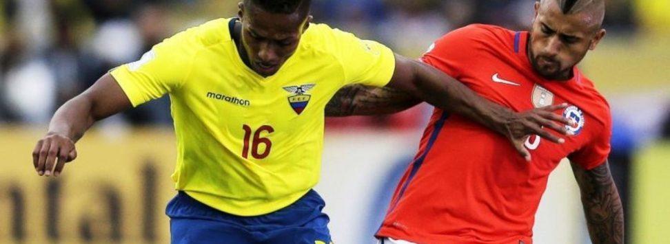 Pronóstico Ecuador vs Chile