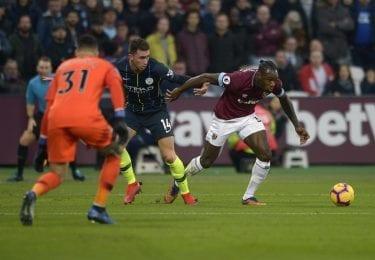 Pronóstico West Ham vs Manchester City