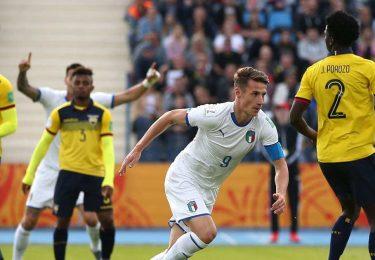 Pronóstico Italia U20 vs Ecuador U20